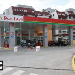 "Benzinska pumpa ""DVA LAVA"""